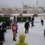 Зимние забавы 2016